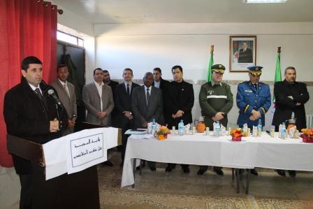 50 travailleurs de la wilaya sortis en retraites récompensés